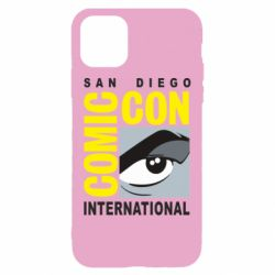 Чохол для iPhone 11 Comic-Con International: San Diego logo