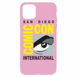 Чохол для iPhone 11 Pro Comic-Con International: San Diego logo