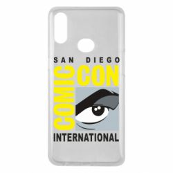 Чохол для Samsung A10s Comic-Con International: San Diego logo