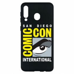 Чохол для Samsung M30 Comic-Con International: San Diego logo