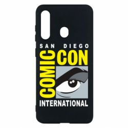 Чохол для Samsung M40 Comic-Con International: San Diego logo