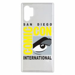 Чохол для Samsung Note 10 Plus Comic-Con International: San Diego logo
