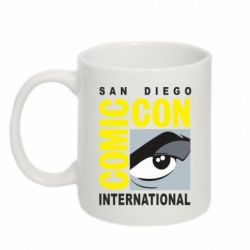 Кружка 320ml Comic-Con International: San Diego logo