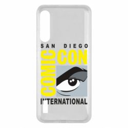 Чохол для Xiaomi Mi A3 Comic-Con International: San Diego logo
