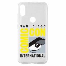 Чохол для Xiaomi Mi Play Comic-Con International: San Diego logo