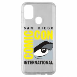 Чохол для Samsung M30s Comic-Con International: San Diego logo