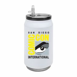 Термобанка 350ml Comic-Con International: San Diego logo