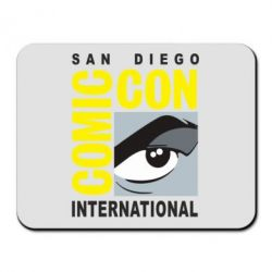 Килимок для миші Comic-Con International: San Diego logo