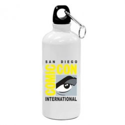 Фляга Comic-Con International: San Diego logo