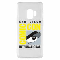 Чохол для Samsung S9 Comic-Con International: San Diego logo