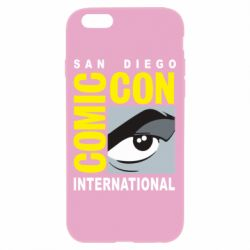 Чохол для iPhone 6/6S Comic-Con International: San Diego logo