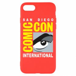 Чохол для iPhone 7 Comic-Con International: San Diego logo