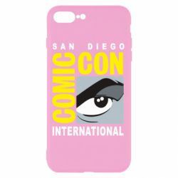 Чохол для iPhone 8 Plus Comic-Con International: San Diego logo
