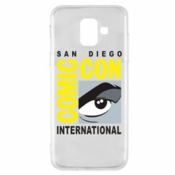 Чохол для Samsung A6 2018 Comic-Con International: San Diego logo