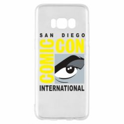 Чохол для Samsung S8 Comic-Con International: San Diego logo