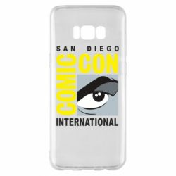 Чохол для Samsung S8+ Comic-Con International: San Diego logo