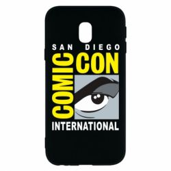 Чохол для Samsung J3 2017 Comic-Con International: San Diego logo