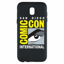 Чохол для Samsung J5 2017 Comic-Con International: San Diego logo