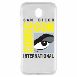 Чохол для Samsung J7 2017 Comic-Con International: San Diego logo
