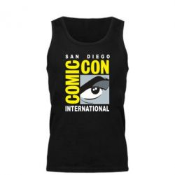 Майка чоловіча Comic-Con International: San Diego logo