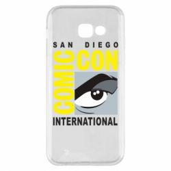Чохол для Samsung A5 2017 Comic-Con International: San Diego logo