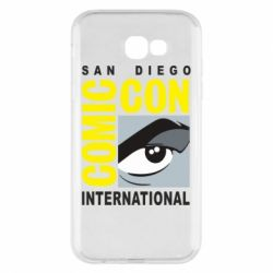 Чохол для Samsung A7 2017 Comic-Con International: San Diego logo
