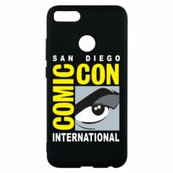 Чохол для Xiaomi Mi A1 Comic-Con International: San Diego logo