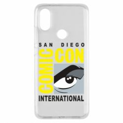 Чохол для Xiaomi Mi A2 Comic-Con International: San Diego logo