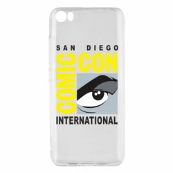 Чохол для Xiaomi Mi5/Mi5 Pro Comic-Con International: San Diego logo