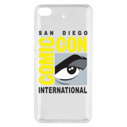 Чохол для Xiaomi Mi 5s Comic-Con International: San Diego logo