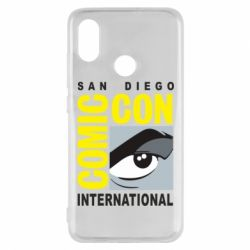 Чохол для Xiaomi Mi8 Comic-Con International: San Diego logo