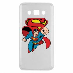 Чохол для Samsung J5 2016 Comics Superman