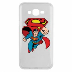 Чохол для Samsung J7 2015 Comics Superman