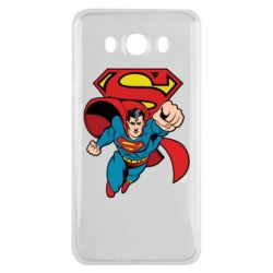 Чохол для Samsung J7 2016 Comics Superman