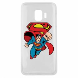 Чохол для Samsung J2 Core Comics Superman