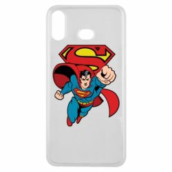 Чохол для Samsung A6s Comics Superman