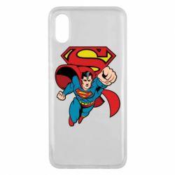 Чохол для Xiaomi Mi8 Pro Comics Superman