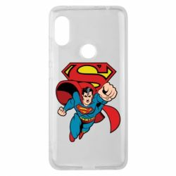 Чохол для Xiaomi Redmi Note Pro 6 Comics Superman