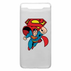 Чохол для Samsung A80 Comics Superman