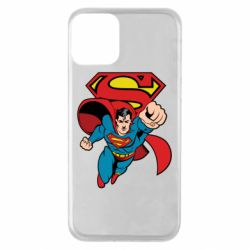 Чохол для iPhone 11 Comics Superman