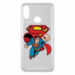 Чохол для Samsung A10s Comics Superman