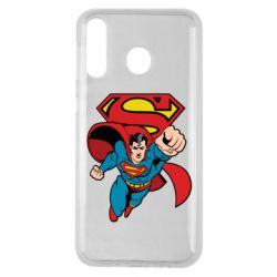 Чохол для Samsung M30 Comics Superman