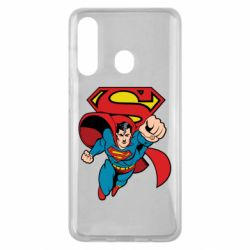 Чохол для Samsung M40 Comics Superman