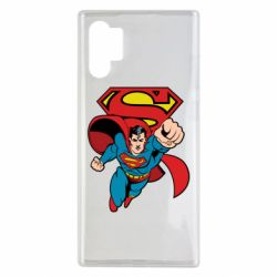 Чохол для Samsung Note 10 Plus Comics Superman