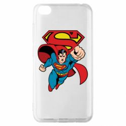 Чохол для Xiaomi Redmi Go Comics Superman