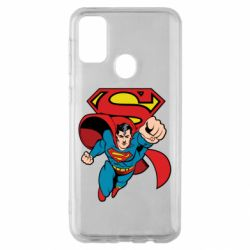 Чохол для Samsung M30s Comics Superman
