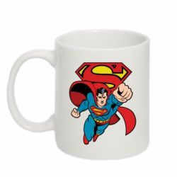 Кружка 320ml Comics Superman - FatLine