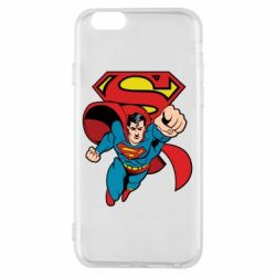 Чохол для iPhone 6/6S Comics Superman