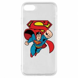 Чохол для iPhone 8 Comics Superman