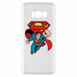 Чохол для Samsung S8 Comics Superman